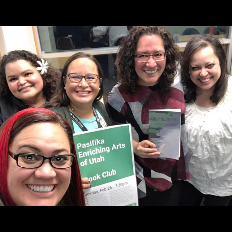 PEAU Pacific Islander Women's Writing Group