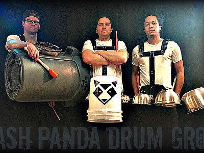 Trash Panda Drum Group